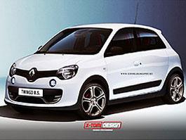 Renault Twingo R.S.: Vize hot hatche s pohonem zadních kol: titulní fotka