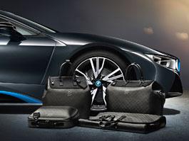 Louis Vuitton představuje sadu zavazadel z uhlíkových vláken pro BMW i8: titulní fotka