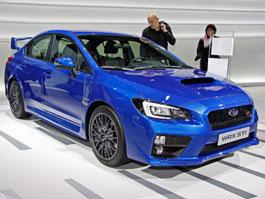 První dojmy: Subaru WRX STI: titulní fotka