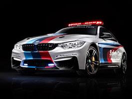 Nový safety car pro MotoGP: BMW M4: titulní fotka