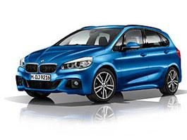 BMW 2 Active Tourer M Sport: Rodinné sportování: titulní fotka