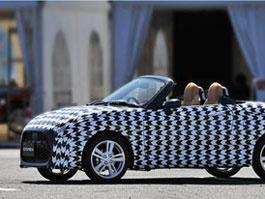 Daihatsu Copen: Předpremiéra v maskáčích: titulní fotka