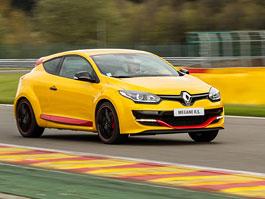 Za volantem: Renault Mégane RS Cup 265 ve Spa-Francorchamps: titulní fotka