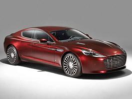 Aston Martin Vanquish a Rapide S s individualizací od Q: titulní fotka