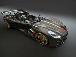 Dubai Roadster: Nová konkurence pro BAC Mono a KTM X-Bow: titulní fotka