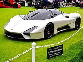 SSC Tuatara půjde do výroby, může mít až 1000 kW!: titulní fotka