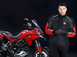 Ducati Multistrada D-Air: Aktivní airbag pro motorkáře: titulní fotka