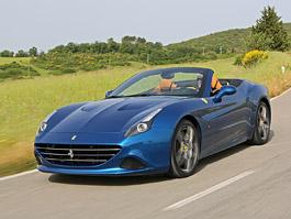 Za volantem: Ferrari California T: titulní fotka