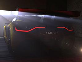 Renault R.S. 01: Čistokrevný závoďák se odhaluje: titulní fotka