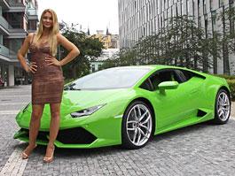 Lamborghini Huracán: Česká premiéra v Praze: titulní fotka