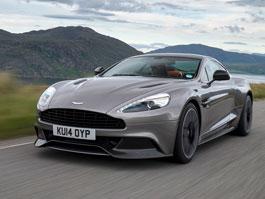Aston Martin Rapide a Vanquish dostanou osmistupňový automat: titulní fotka