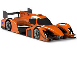Ginetta vyvíjí sportovní prototyp pro levnou kategorii LMP3: titulní fotka