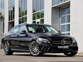 Mercedes-Benz C: Ostřejší díky úpravě Brabus: titulní fotka