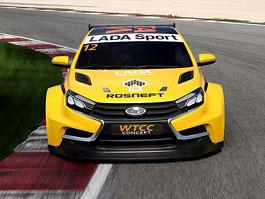 Lada Vesta WTCC Concept: Rusové už zbrojí na příští sezónu: titulní fotka