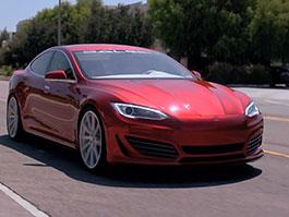 Video: Upravená Tesla Model S zní jako pláč Sirén: titulní fotka
