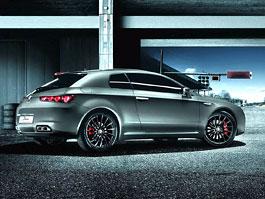 Alfa Romeo Brera s dračími motivy: titulní fotka