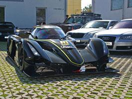 Český supersport Praga R1 Turbo je na prodej a bude moci i na silnice! (+ video): titulní fotka