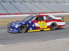 NASCAR: Závodní horečka: titulní fotka