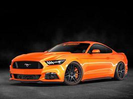 Vortech připravil Ford Mustang s výkonem přes 600 koní, ukáže se ještě v říjnu: titulní fotka