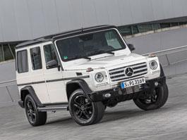 Mercedes-Benz G Edition 35: Géčku už je 35 let!: titulní fotka