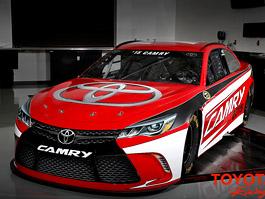 Toyota Camry: Nový závoďák pro NASCAR: titulní fotka