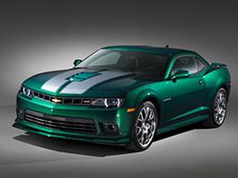 Chevrolet Camaro Green Flash Edition dostal jméno od fanoušků (+video): titulní fotka