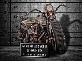 Potetovaná motorka z Polska: titulní fotka