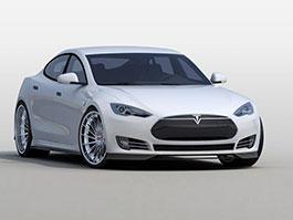 Tesla Model S od RevoZport: Styling pro nejvýkonnější elektrický sedan: titulní fotka