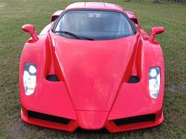 Škaredá replika Ferrari Enzo má základ v F430, stojí 9 milionů Kč: titulní fotka