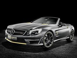 Mercedes-Benz slaví titul v F1 speciálním SL 63 AMG: titulní fotka