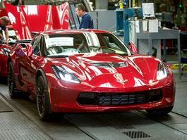 Chevrolet Corvette Z06: První kusy míří k zákazníkům: titulní fotka