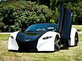 Video: Dubuc Motors Tomakawk je elektrický sporťák s pohonem všech kol: titulní fotka