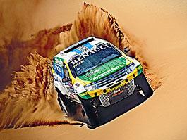 Renault Duster opět pojede Dakar, chce skončit mezi nejlepšími: titulní fotka