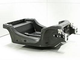 McLaren Sports Series: Baby-Mac ukazuje svůj monokok: titulní fotka