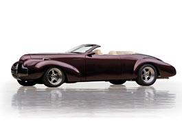 Koncept Buick Blackhawk míří znovu do aukce: titulní fotka