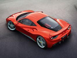 Ferrari 488 GTB: Nástupce modelu 458 Italia oficiálně: titulní fotka