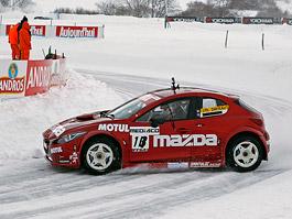 Mazda 3 vyhrála ledovou Andros Trophy: titulní fotka