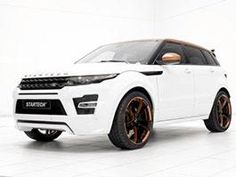 Startech přiostřil Range Rover Evoque pro Ženevu: titulní fotka