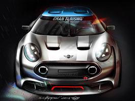 Mini Clubman Vision Gran Turismo: Také Oxford vzdává hold videohře: titulní fotka