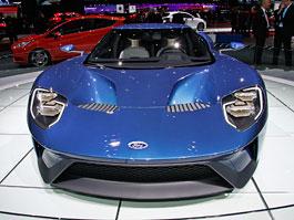 Ford GT: První dojmy (+video): titulní fotka
