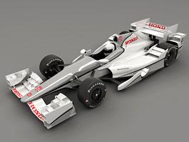 Honda odhalila svůj aero kit pro IndyCar: titulní fotka