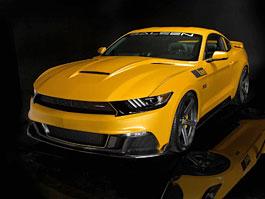 Saleen S302 Black Label: Upravený Mustang má 740 koní: titulní fotka