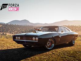 Osm aut z Rychle a zběsile 7 míří do hry Forza Horizon 2: titulní fotka