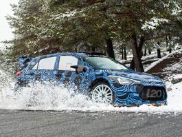 Hyundai nasadí novou i20 WRC do MS rallye příští rok: titulní fotka