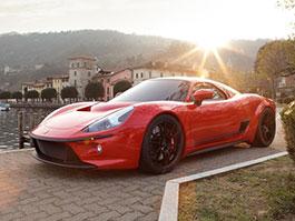 ATS 2500 GT: Italský supersport debutuje v Monte Carlu: titulní fotka