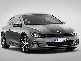 Volkswagen Scirocco GTS: Omlazená verze debutuje v Šanghaji: titulní fotka