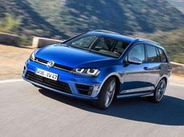S Volkswagenem Golf R Variant na Ascari: Modré peklo!: titulní fotka