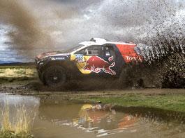 Peugeot 2008 DKR míří na China Grand Rally: titulní fotka