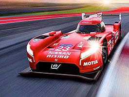 Nissan GT-R LM Nismo a jeho testování (+video): titulní fotka