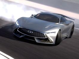 Infiniti Vision GT Concept vystoupilo z virtuální reality (+video): titulní fotka